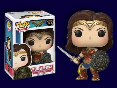 Gagnez la figurine Wonder Woman !