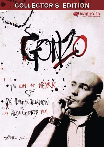Gonzo: The Life and Work of Dr. Hunter S. Thompson by Johnny Depp (2008)