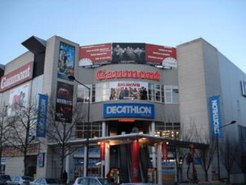Cinema Gaumont Saint Denis 36