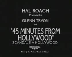 Scandale à Hollywood : image 143449