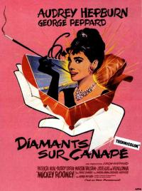 affiche  Diamants sur canapé 1484