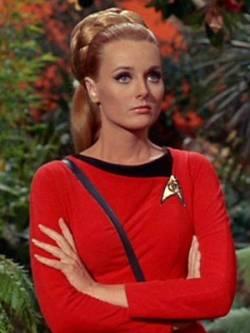 Star Trek  Celeste YARNALL