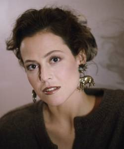 photo  Sigourney WEAVER