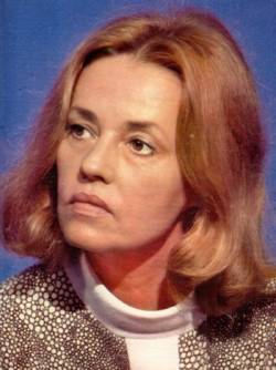 photo  de Jeanne MOREAU