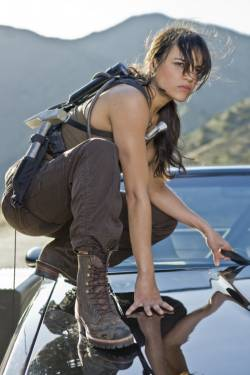 FAST AND FURIOUS IV (2008)  Michelle RODRIGUEZ