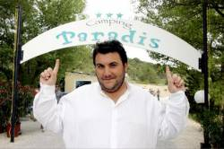 CAMPING PARADIS  Laurent OURNAC
