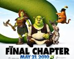 wallpapers Shrek 4 -  Il était une fin