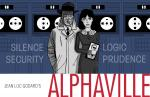 wallpapers Alphaville (une étrange aventure de Lemmy Caution)