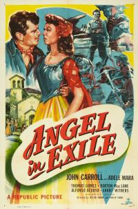 Poster Angel in exile 337630