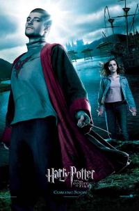 poster  Harry Potter et la coupe de feu 343741