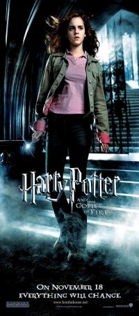 poster  Harry Potter et la coupe de feu 343742