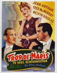 Poster Trop de maris 345524