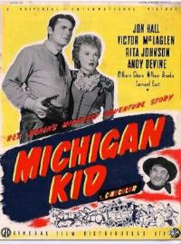 affiche  The Michigan Kid 348515