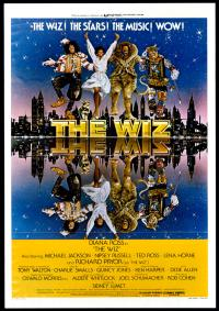 Poster The Wiz 350422