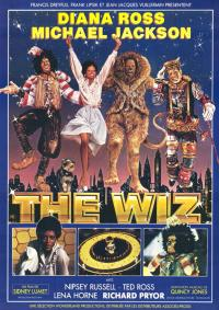 affiche  The Wiz 350423