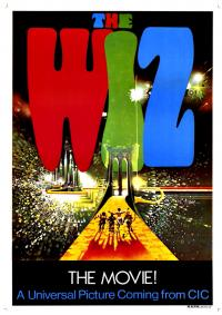 affiche  The Wiz 350424