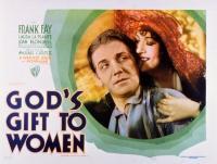 Poster God's Gift To Women 355060
