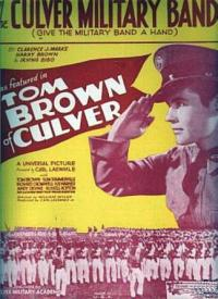 Poster Tom Brown of Culver 355772