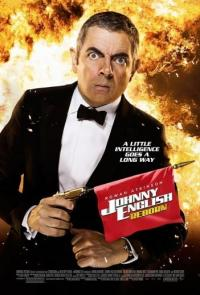affiche  Johnny English, le retour 358799