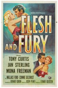 Poster Flesh and fury 363017