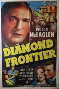 Poster La Fronti�re des diamants 363558