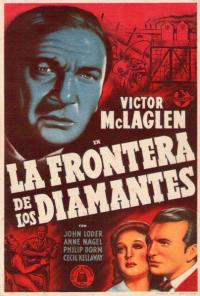 affiche  La Fronti�re des diamants 363560