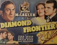 Poster La Fronti�re des diamants 363562