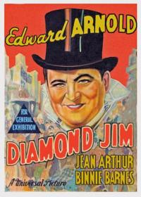 affiche  Diamond Jim 364439