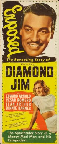 affiche  Diamond Jim 364440