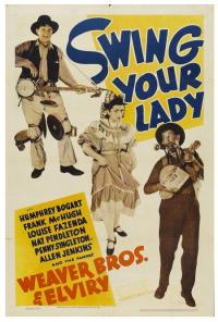 affiche  Swing your lady 366289