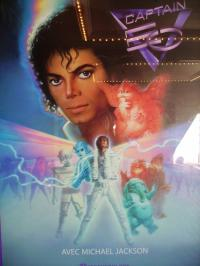 affiche  Captain EO 367254