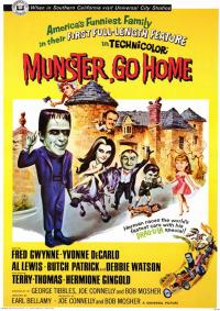Poster Munster, go home ! 367747