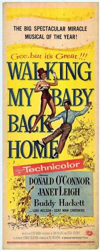 affiche  Walking my baby back home 369085