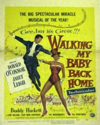 affiche  Walking my baby back home 369086