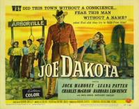 affiche  Joe Dakota 369233
