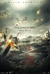 Poster Resident Evil: Retribution 370792