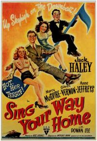 Poster Sing your way home 371299