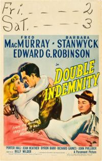 Analysis Paper On Movie Double Indemnity (1944) Essay