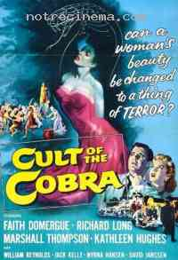 affiche  Cult of the Cobra 377430