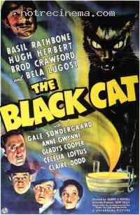 affiche  Le Chat noir 379173