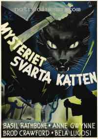 Poster Le Chat noir 379176