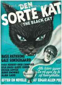Poster Le Chat noir 379179