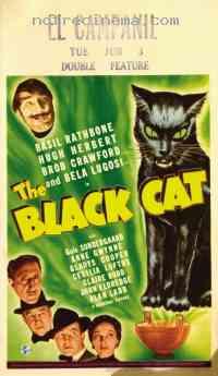Poster Le Chat noir 379180