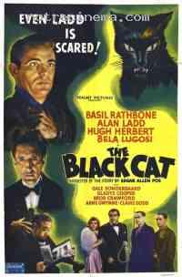 affiche  Le Chat noir 379181
