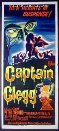 affiche  Le Fascinant capitaine Clegg 379733
