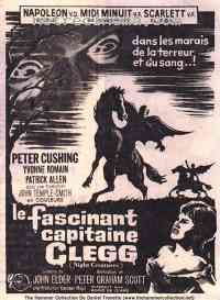 affiche  Le Fascinant capitaine Clegg 379734