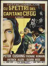 Poster Le Fascinant capitaine Clegg 379735