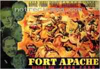 Poster Le Massacre de Fort Apache 379950