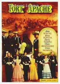 Poster Le Massacre de Fort Apache 379952
