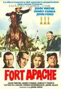 Poster Le Massacre de Fort Apache 379958